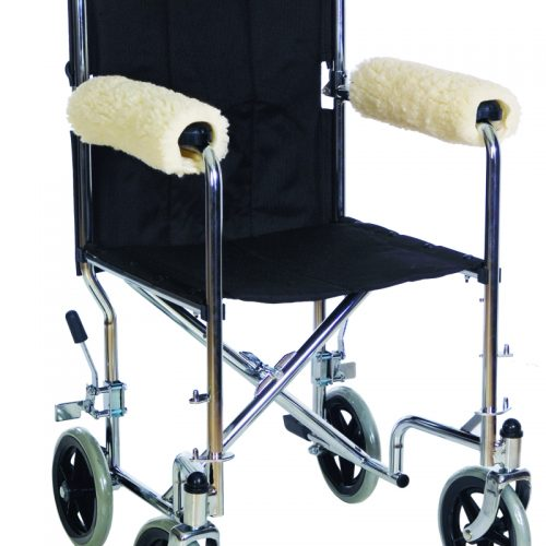 Sheepette® Wheelchair Armrest Pads