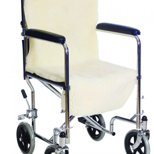 Sheepette® Wheelchair Seat & Back