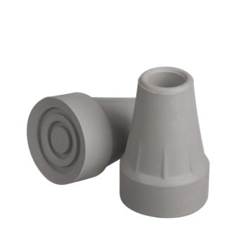Guardian 7/8″ Super Crutch Tip,Gray