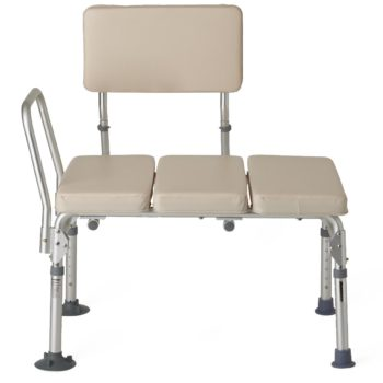Padded Transfer Benches