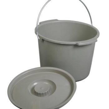 Commode Buckets