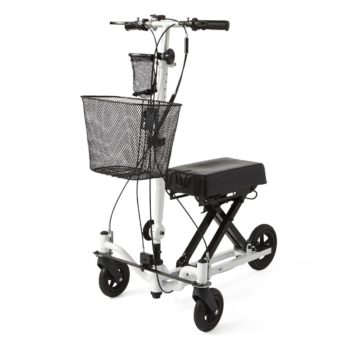 Generation 2 Weil Knee Walker,Pearl White