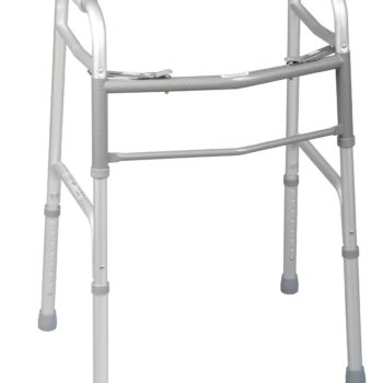Youth Two-Button Folding Walkers without Wheels,Junior