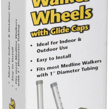 Walker 3″ Replacement Casters