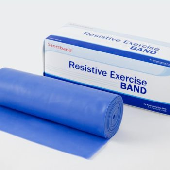 Exercise Bands by Sanctuary Health,Blueberry,18.00 FT