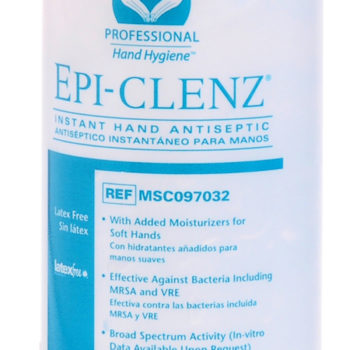 Epi-Clenz Instant Hand Sanitizers,Clear,473.00 ML