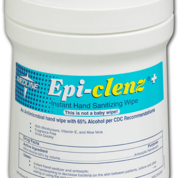 Epi-Clenz Instant Hand Sanitizing Wipes