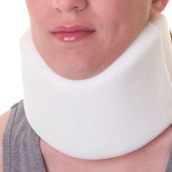 Soft Foam Cervical Collars,X-Small