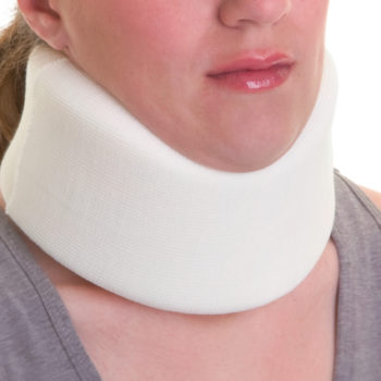Serpentine style Cervical Collars,Small