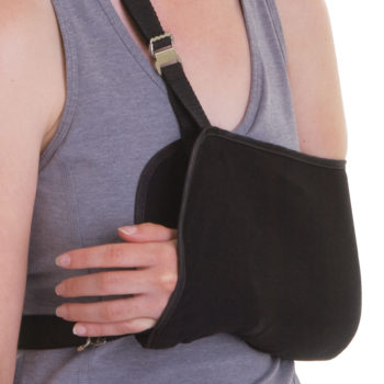 Sling Style Shoulder Immobilizers,Small
