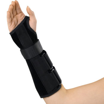 Wrist and Forearm Splints,Large