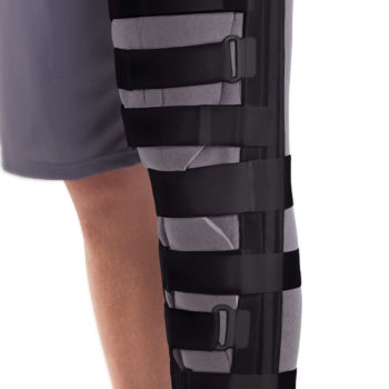 Cut-Away Knee Immobilizer,Universal