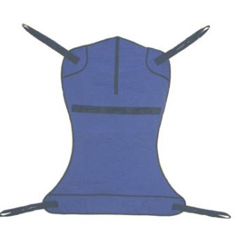 Reusable Full-Body Patient Slings,Large