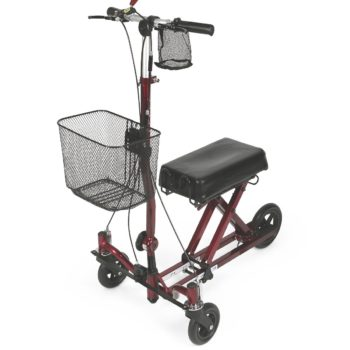 Generation 2 Weil Knee Walker,Burgandy