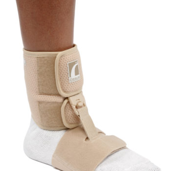 Foot-Up with Shoeless Wrap – Beige