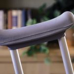 Guardian Underarm Crutch Cushion,Gray