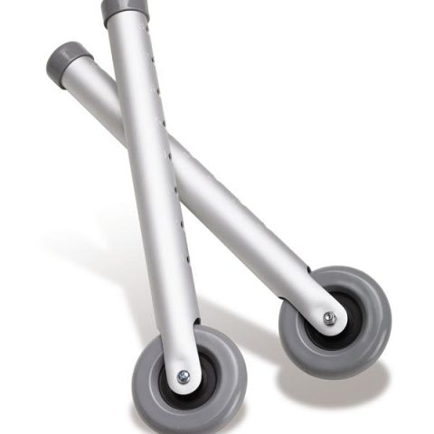 3″ Wheels For Walkers