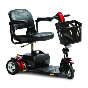 3-Wheel Go-Go Elite Traveller Plus Scooter – 18AH Battery