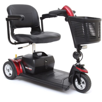 3-Wheel Power Scooters