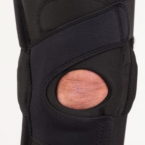 Hinged Lateral J Knee Brace – Right