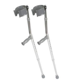 Forearm Crutches – Tall Adult