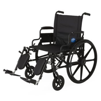 K4 Extra-Wide Lightweight Wheelchairs
