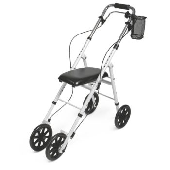 Knee Walker – Non-Steering – White