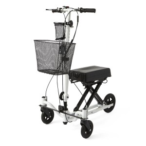 Generation 2 Weil Knee Walker, Pearl White