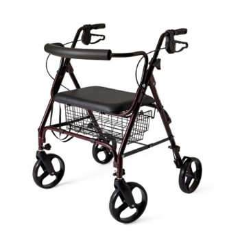 Rollator – Bariatric HD- 8 In.Whls