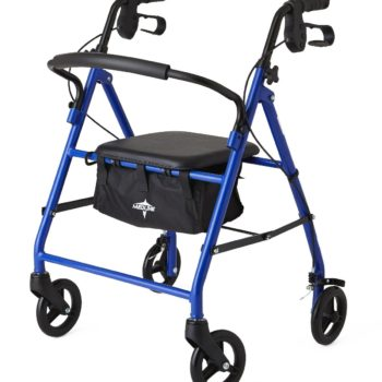 Rollators – Blue – 6 In.Whls