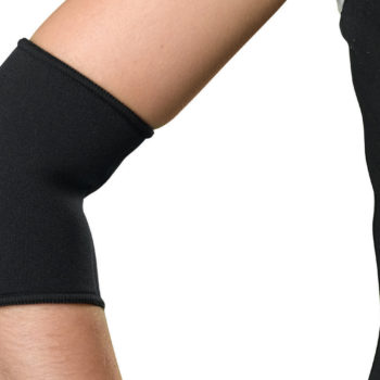 Neoprene Elbow Supports,Large