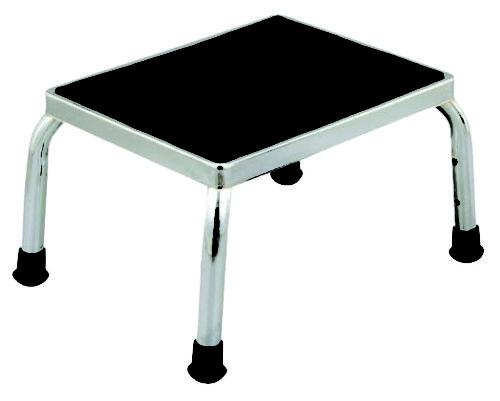 Chrome Plated Foot Stool