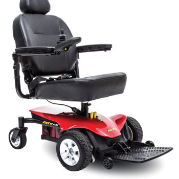 RENT a jazzy elite es portable power chair