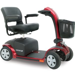 4-Wheel Power Scooters