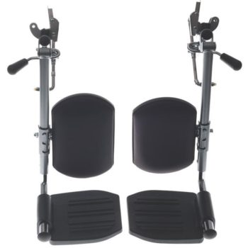 Pair of Wheelchair Elevating Legrests