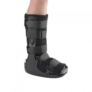 DH OffLoading Walker Ulcer Tall Walking Boot